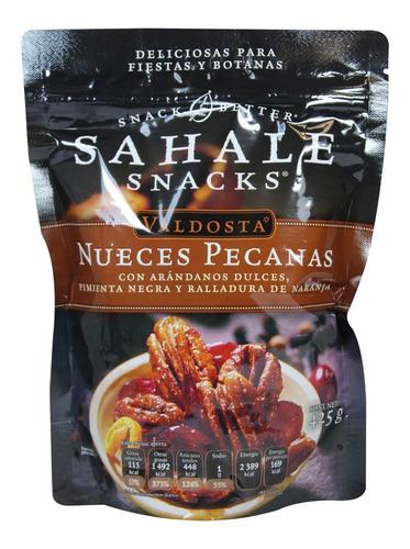 mezcla de nueces pecanas sahale snacks 425 gr