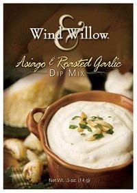 mezcla para salsas de ajo y viento asiago y sauce
