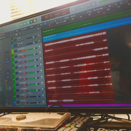 mezcla y mastering / producción musical