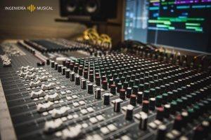 mezcla y masterizacion de canciones/audio