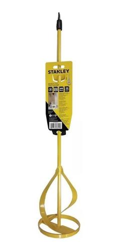 mezclador batidor de pintura masilla stanley 59x10cm