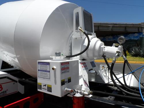 mezclador de 4 mts3 revolvedor mezclador minero para minas