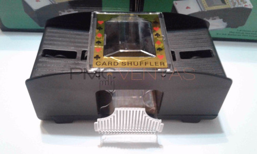 mezclador de cartas automatico mezcladora de naipes poker