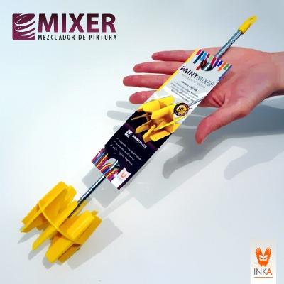 mezclador de pintura -el mas rápido y resistente del mercado