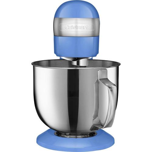 mezclador estar de pie cuisinart sm -50bl, azul
