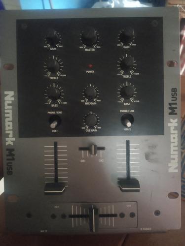 mezclador numark m1 usb profesional