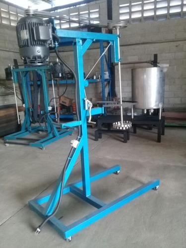 mezclador o dispersor de pintura