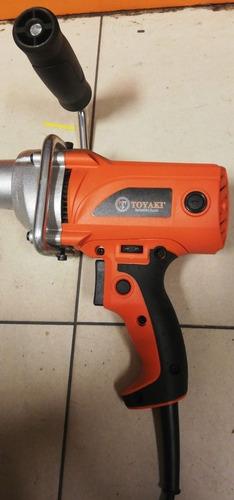mezclador revolvedor de pintura de mano 1200w toyaki tk-837