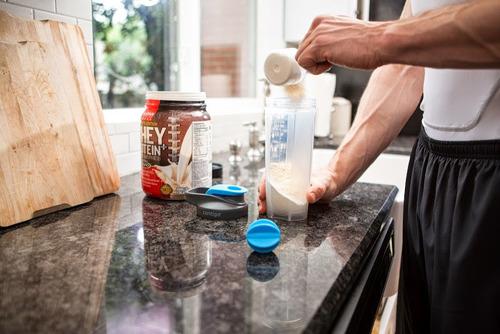 mezclador shake vaso