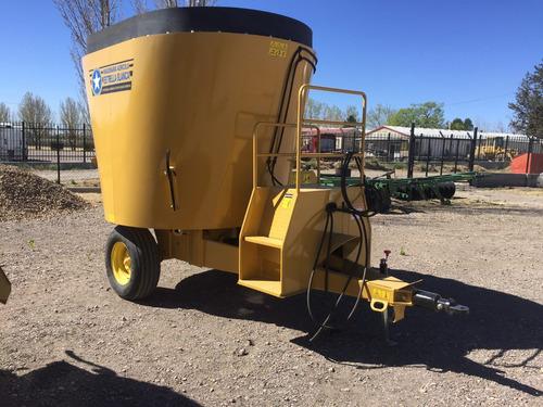 mezclador y triturador de forraje pastura grano