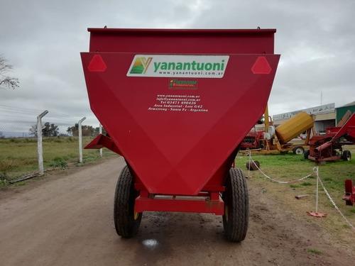mezclador yanantuoni 6.5 mts3