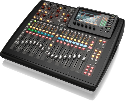 mezcladora consola digital x32 compact behringer + envio