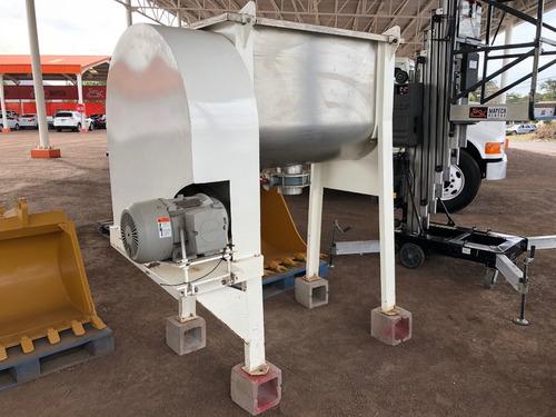 mezcladora de 500 litros marca lasser nueva