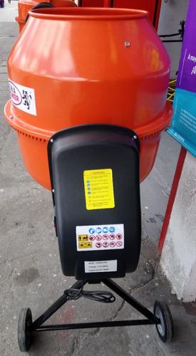 mezcladora de cemento electrica concreto mezcla 1100w nuevas