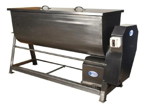 mezcladora doble eje fineschi leg. 190 lts 2 eje monofasicas