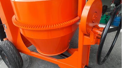 mezcladora industrial para concreto