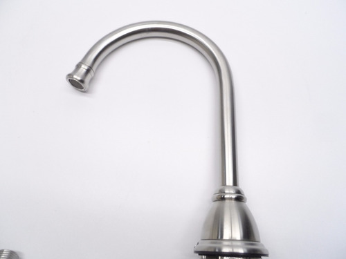 mezcladora lavamanos/manerales urrea acero inoxidable