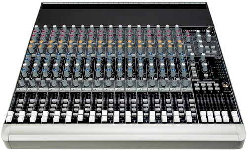 mezcladora mackie 16vlz pro 16 canales  estudio winner