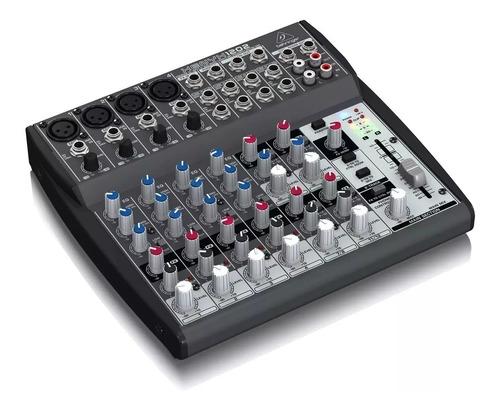mezcladora mixer behringer xenyx 1202 + garantía