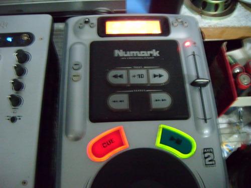 mezcladora numark dj,s