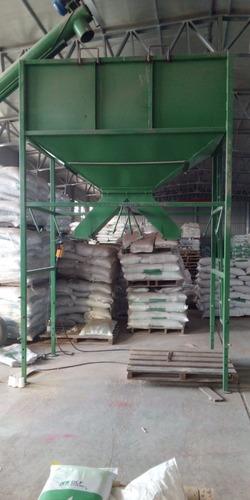 mezcladora orizontal para granulados