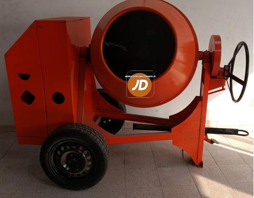 mezcladora para concreto bulto y medio (sin motor)