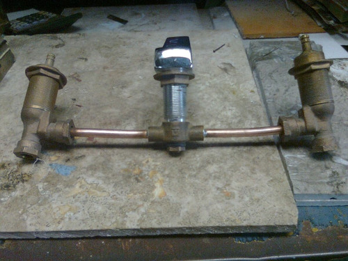 mezcladora  para fregador urrea  cod 252 fregadero