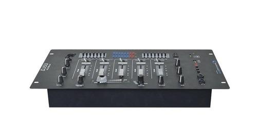 mezcladora profesional technical pro 4  w/usb / sd