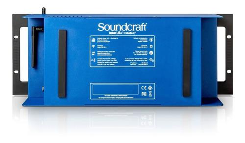 mezcladora rack soundcraft ui24r envio inmediato¡¡