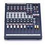 Mezcladora 6 Canales Soundcraft Epm6