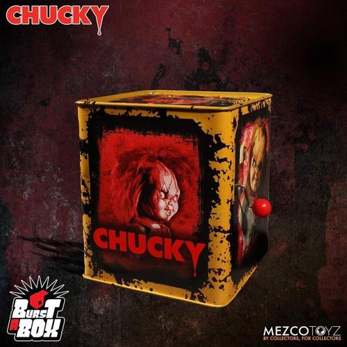 mezco chucky burst a box standard funko pop disney marvel