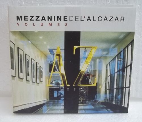 mezzanine del alcazar volume 2 cd duplo importado frete 12,0