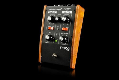 mf-101 lowpass filter, pedal efecto procesador moogerfooger
