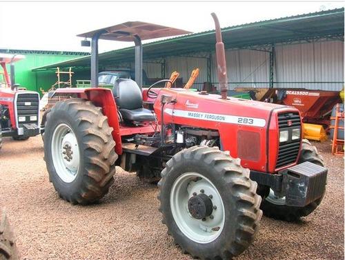 mf 283 4x4 ano 2003