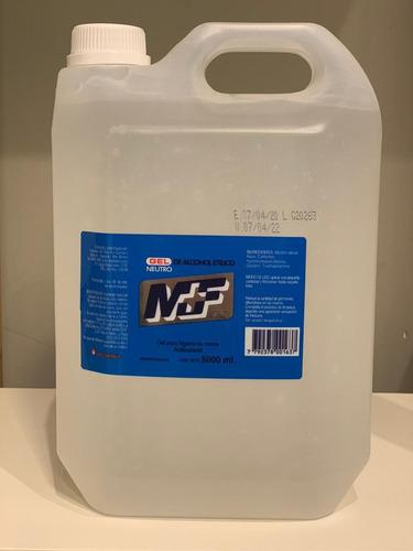 mf bidón de alcohol en gel 5 litros