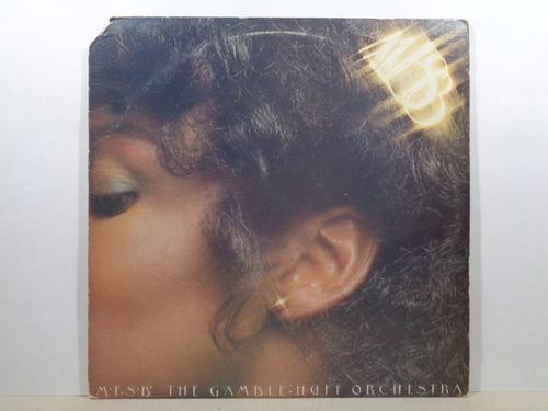 mfsb - the gamble-huff orchestra - vinil orig us funk / soul