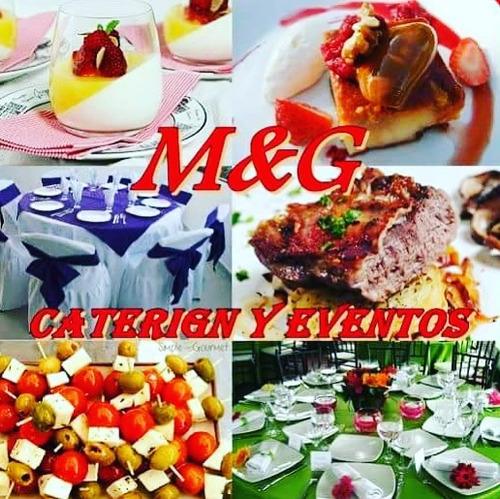 m&g catering y eventos