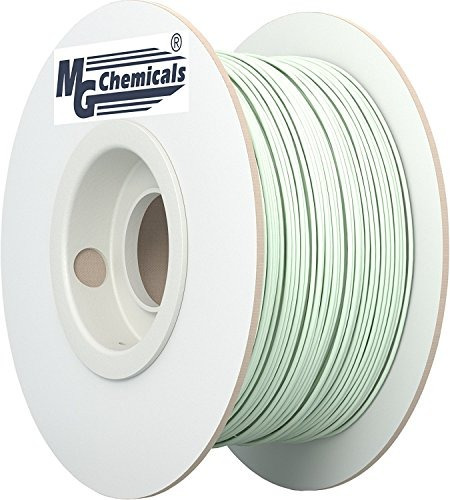 mg chemicals pla 3d filamento de la impresora, 2.85 mm, 1 kg