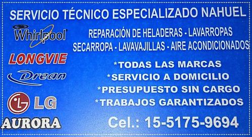 mg refrigeracion (servicio tecnico especializado).