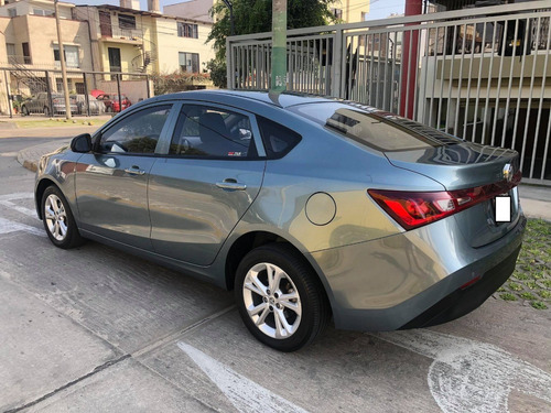 mg sedan 2019 versión m1 1.5at modelo mg-gt.