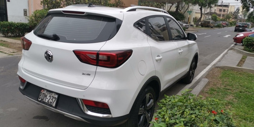 mg zs  zs 2018 full equipo