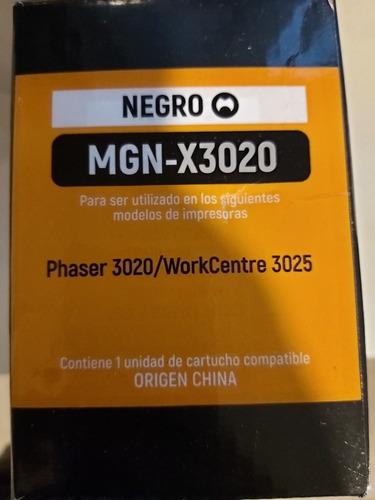 mgn laser toner cartridge negro mgn-x3020