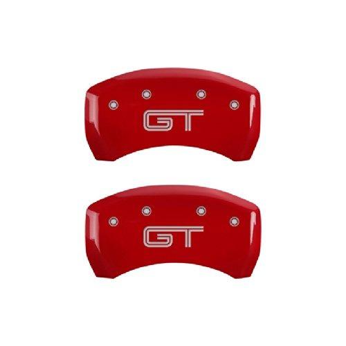 mgp caliper covers 10197smg2rd caliper cubierta , 1 paquete