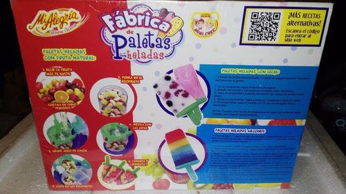 mi alegria fabrica de paletas heladas