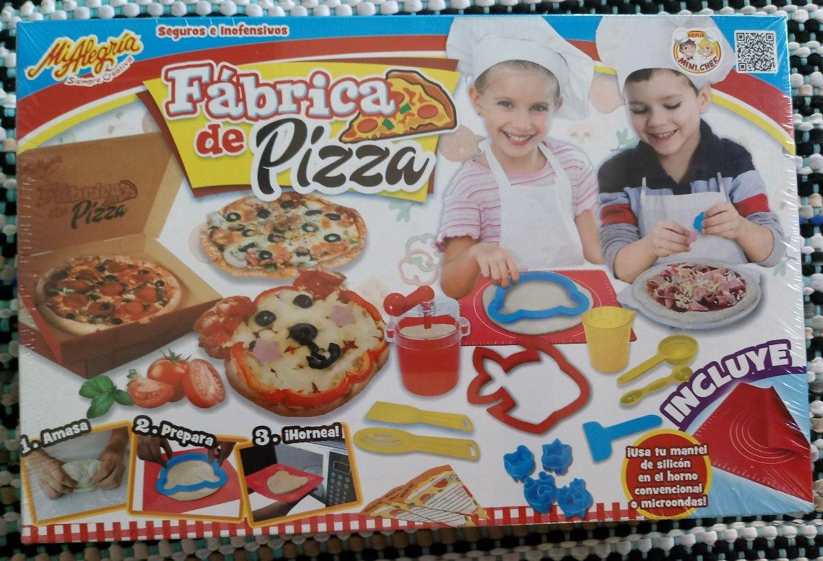 Mi alegr a f brica de pizza seguros e inofensivos pizza for Fabrica de placares en montevideo