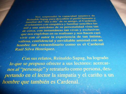 mi amigo el cardenal silva henriquez