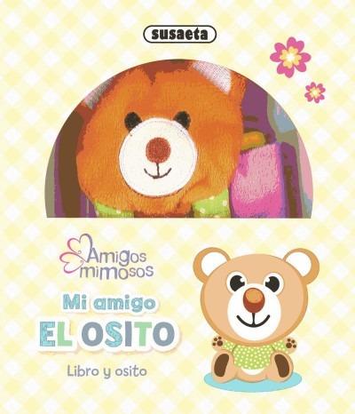 mi amigo el osito(libro infantil y juvenil)