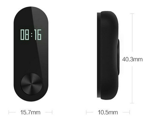 mi band 2 relógio pulseira inteligente smartwatcn xiaomi
