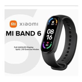 Mi Band 6 Smartwatch Relógio Inteligente Xiaomi
