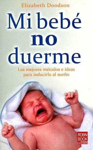 mi bebe no duerme, elizabeth doodson, robin book